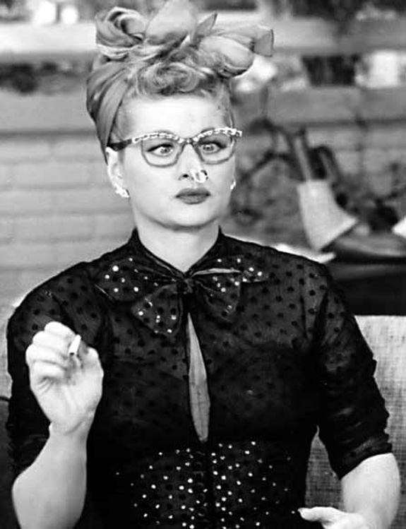Style File: Lucille Ball  |  Secrets of a Belle