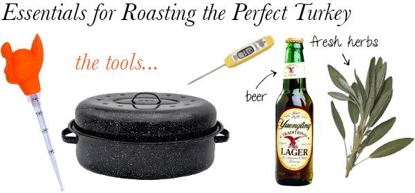 turkey essentials