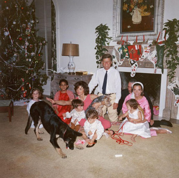 Kennedy Christmas chaos
