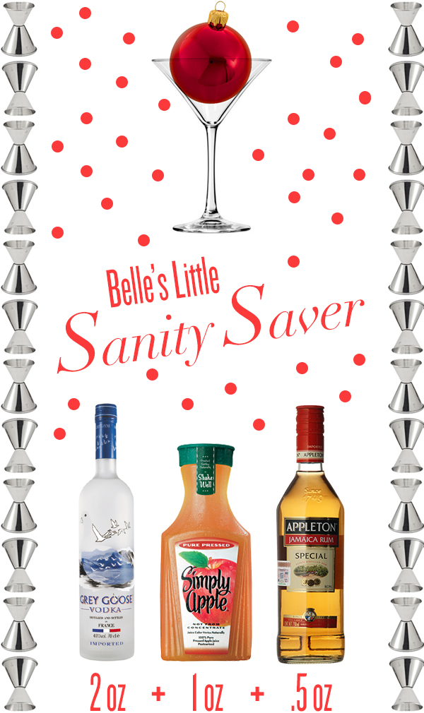 Belle's Little Sanity Saver