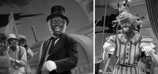 Black Face controversy from Holiday Inn, 1942   Secrets of a Belle