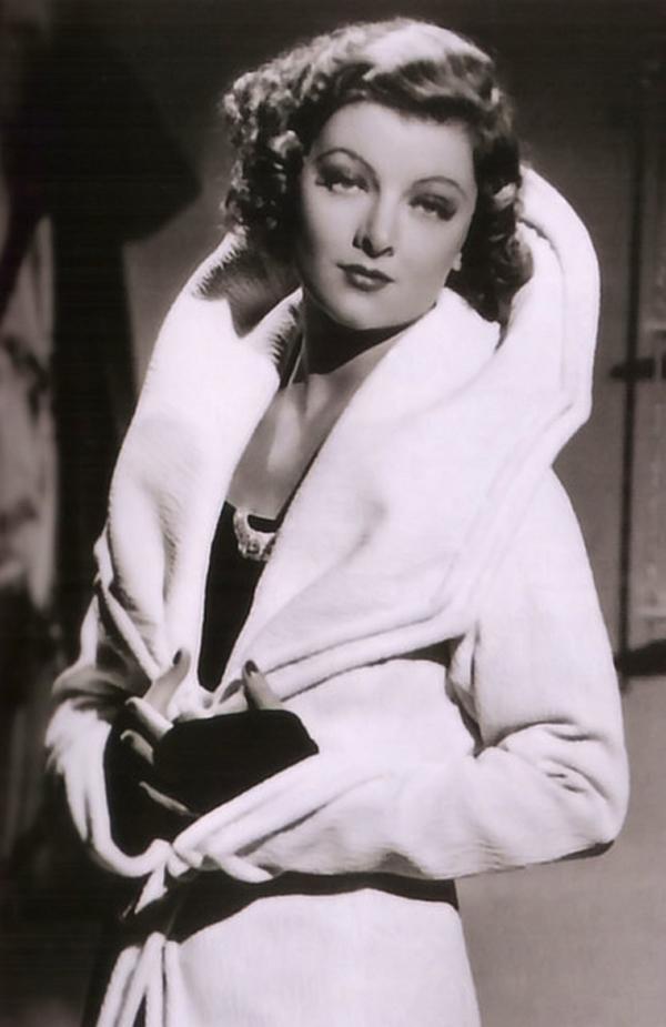Style File: Myrna Loy | #SecretsofaBelle