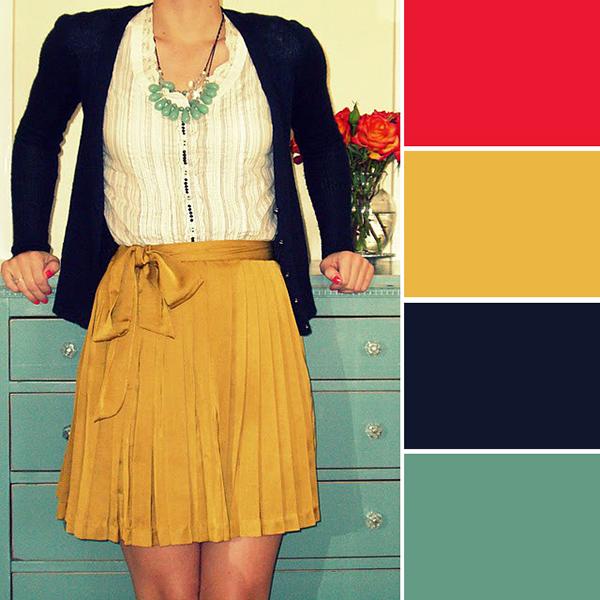 Try a new color palette.  |  Secrets of a Belle