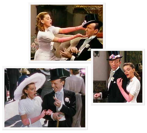 judy-fred-1948easterparade-secretsofabelle
