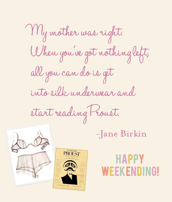 Happy Weekending!