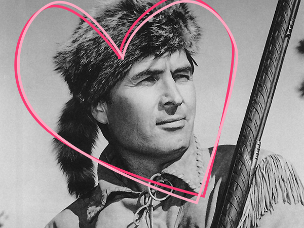 I heart Davy Crockett.
