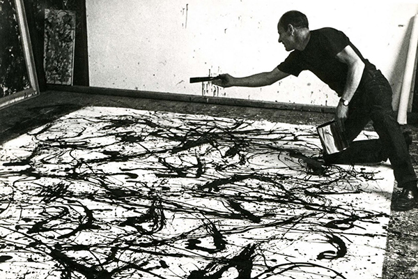 Jackson Pollock, Modern Art was CIA weapon