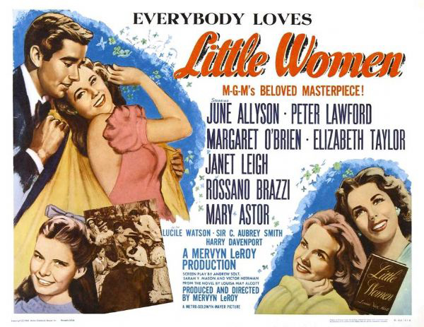 Image result for LITTLE WOMEN 1949 movie