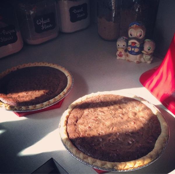 Fudge Pie | Hannah & Husband