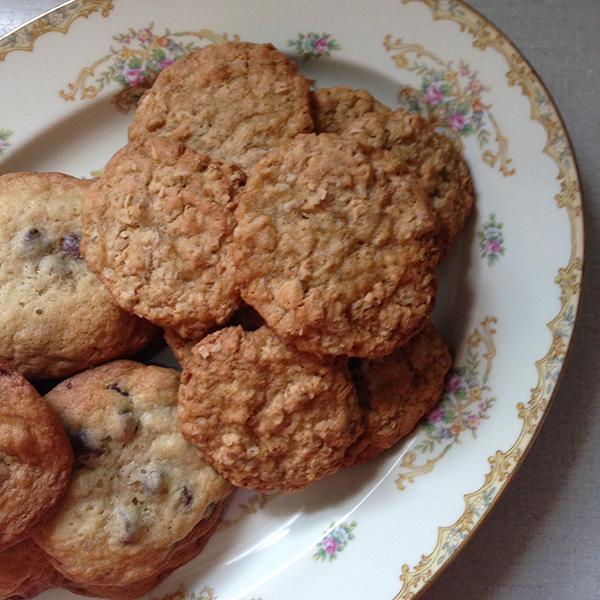 WooWoo's Ranger Cookies Recipe   Hannah & Husband