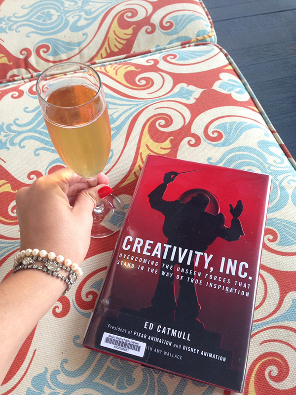 Creativity Inc. | Hannah & Husband