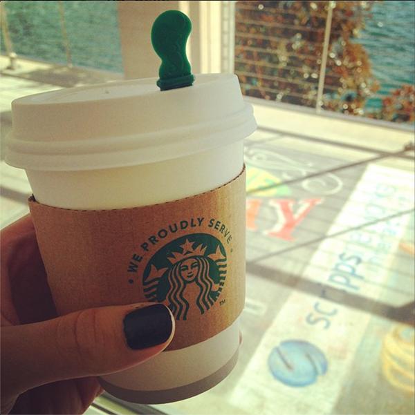 Starbucks at Scripps