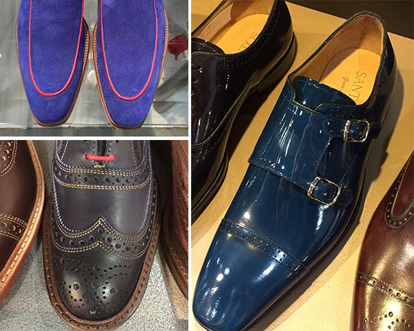 Shoes, Mrket 2015   Hannah & Husband