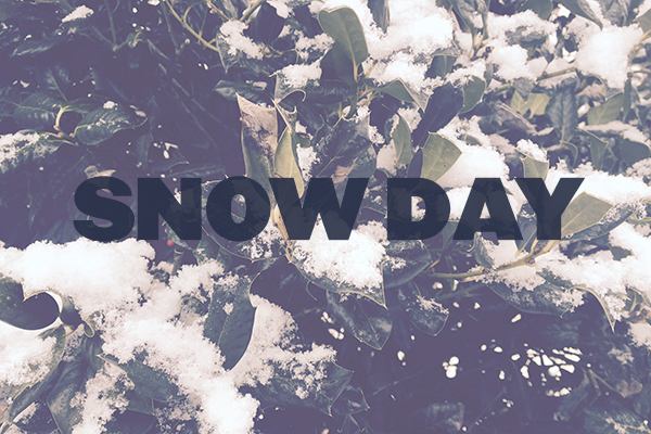 Snow Day  Playlist | Hannah & Husband