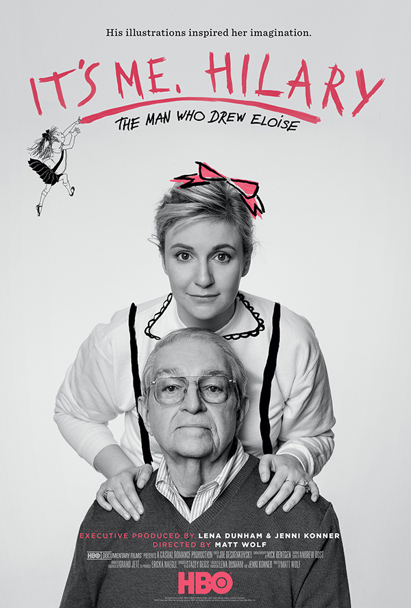 It's Me Hilary: The Man Who Drew Eloise | TGIF! Hannah & Husband