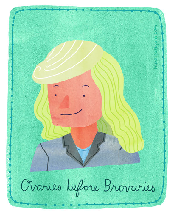 Marisa Seguin's Parks and Recreation Valentines
