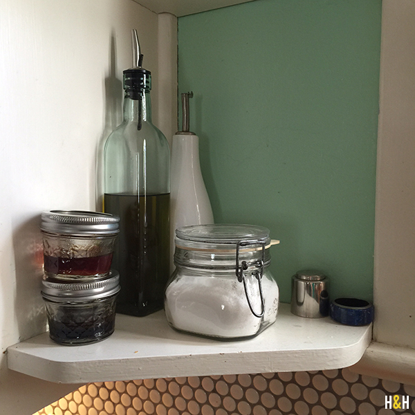 Kitchen Storage Tips | Hannah & Husband