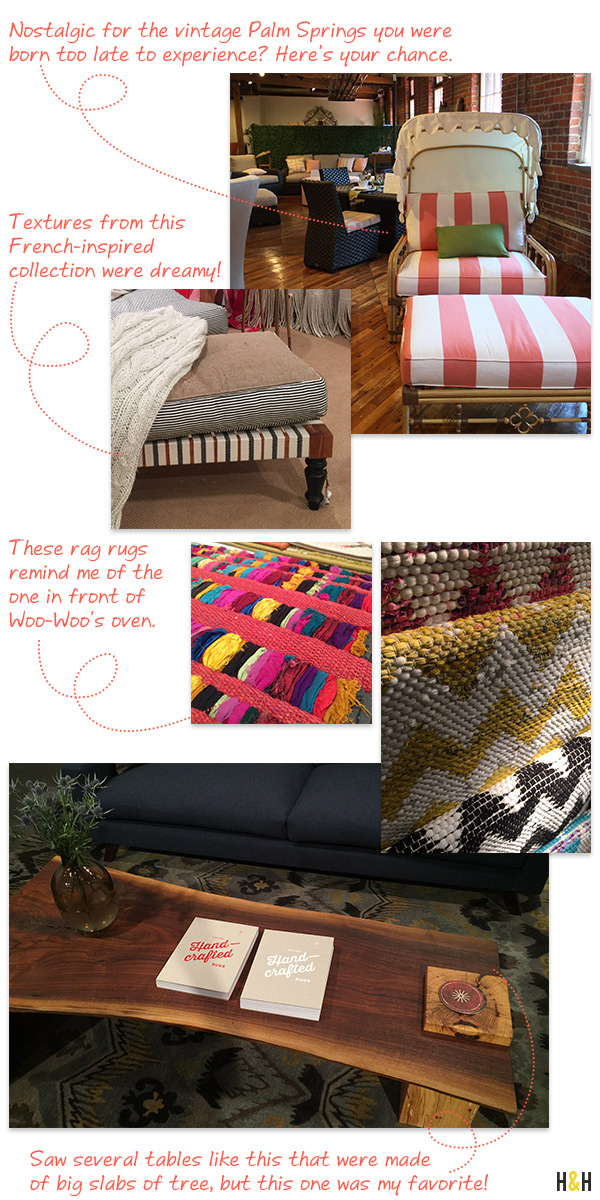 Home-y Items at High Point Market, Spring 2015 | Hannah & Husband