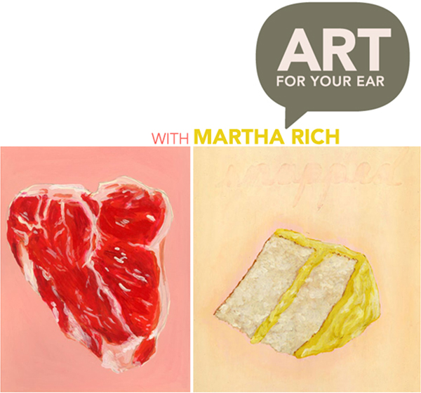 Art for Your Ear with Martha Rich