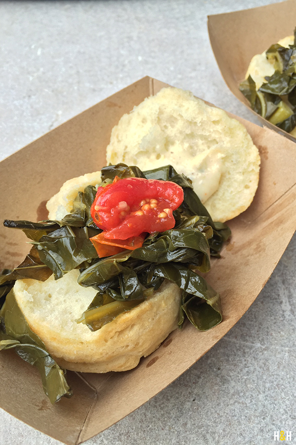 """The Nina Lee"" at 2015 Biscuit Festival in Knoxville, TN 
