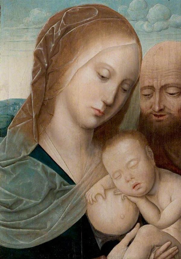 Ugly Renaissance Babies | TGIF! Hannah & Husband