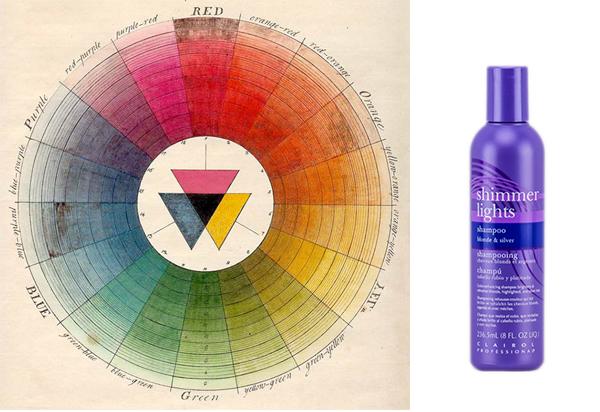 Color Theory, The Blonde Commandments, Hannah & Husband