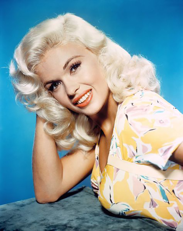 Jayne Mansfield, The Blonde Commandments, Hannah & Husband