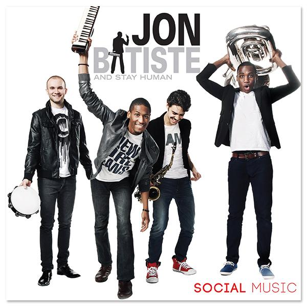 Jon Batiste's Social Music