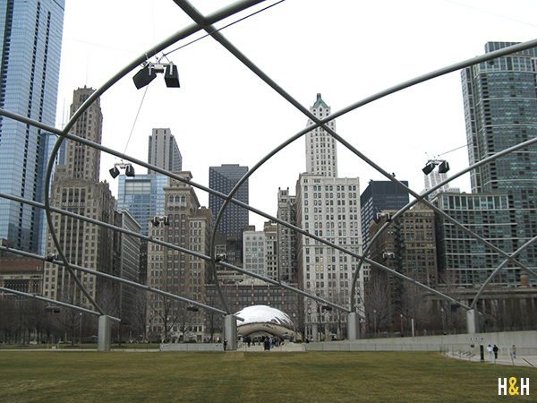 Millenium Park, Our Favorite Places in Chicago | Hannah & Husband