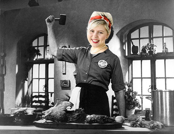 "Who wants to fund ""Hannah Belle's Mastering the Art of Southern Cooking""?"