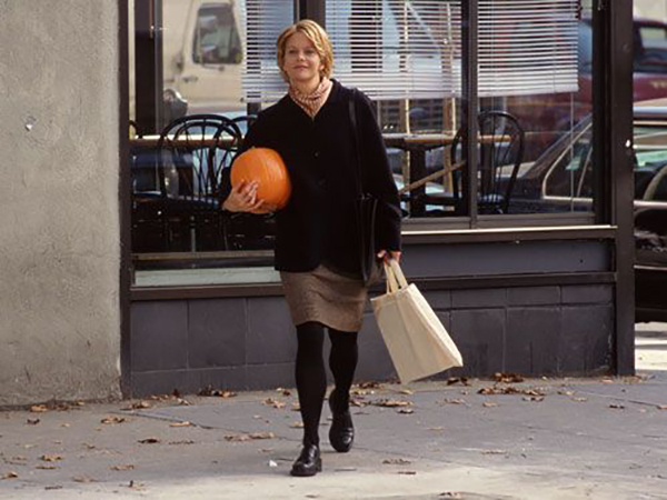 Have a Nora Ephron Halloween | Hannah & Husband