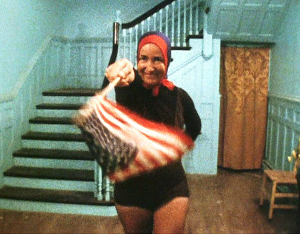 Little Edie dancing in Grey Gardens via Hannah & Husband